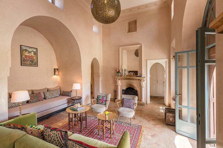 Villa Arnkar — Lounge