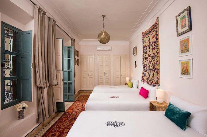 Villa Arnkar — Triple bedroom