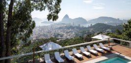 Vila Santa Teresa, Rio de Janeiro, Brazil