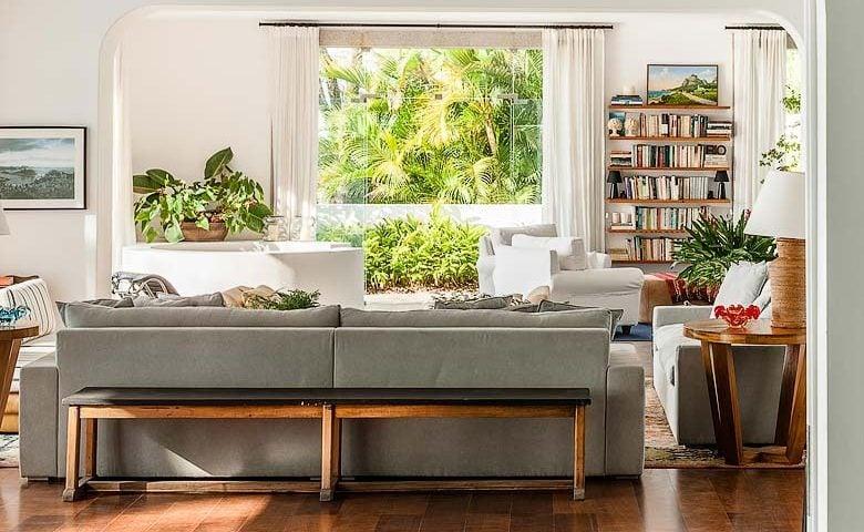 Vila Santa Teresa — Living space