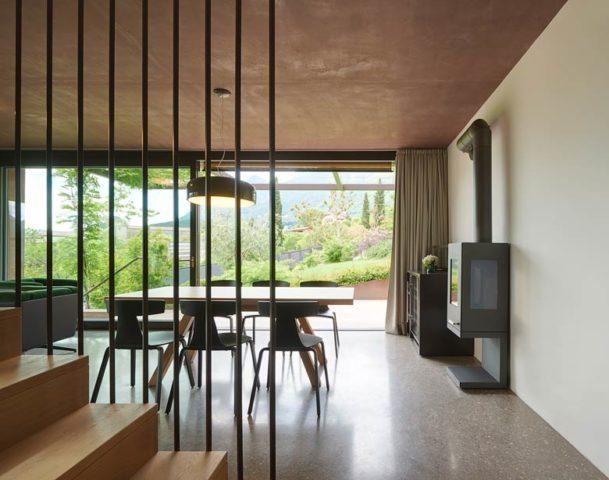 Villa Kaltern Piccola — Dining area