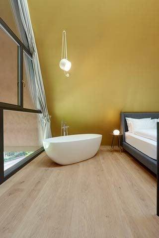 Villa Kaltern Piccola — Upstairs bedroom