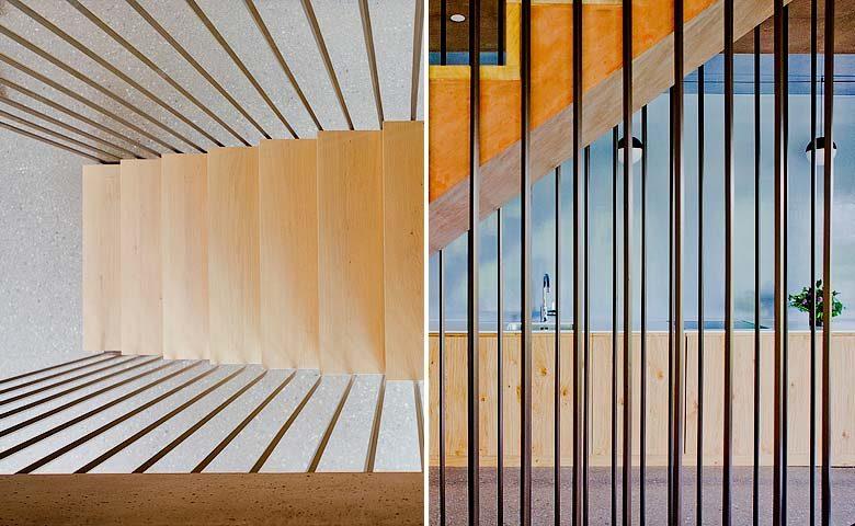 Villa Kaltern Piccola — Staircase