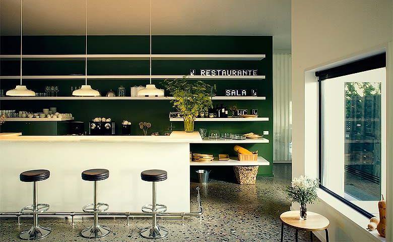 Hotel Aire de Bardenas — Cafeteria