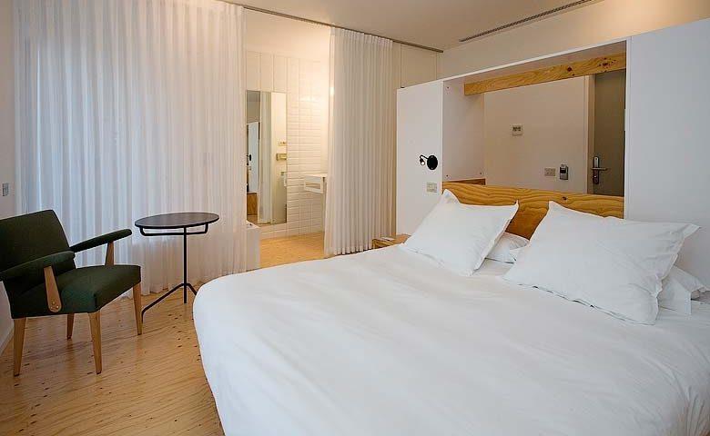 Hotel Aire de Bardenas — Double room