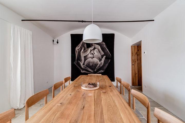 Mezi Plutky — Dining room