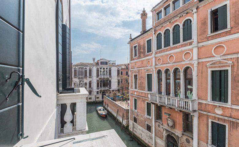 Palazzo Morosini — View from Anice room