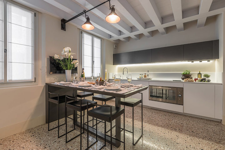 Palazzo Morosini — Anice kitchen