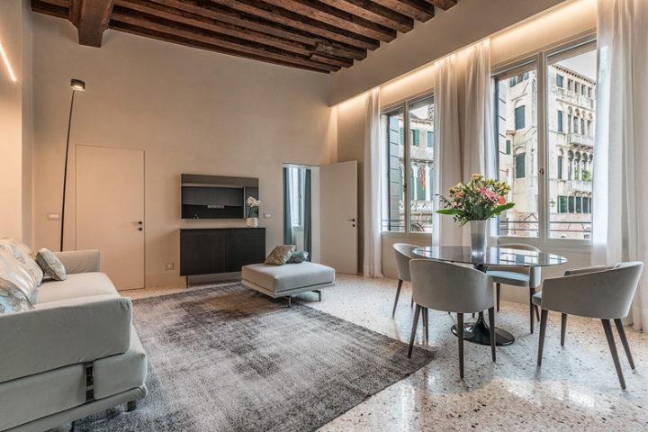 Palazzo Morosini — Coriandolo lounge