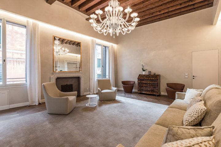 Palazzo Morosini — Zenzero lounge