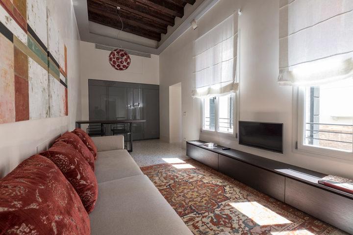 Palazzo Morosini — Cayenna lounge