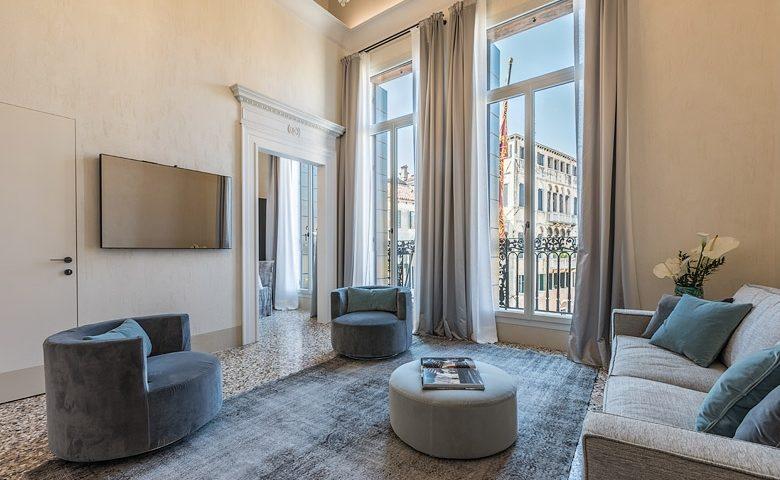 Palazzo Morosini — Ginepro lounge