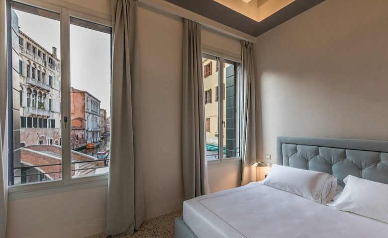Palazzo Morosini — Cariandolo bedroom