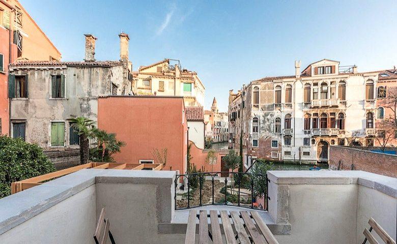 Palazzo Morosini — Zenzero terrace
