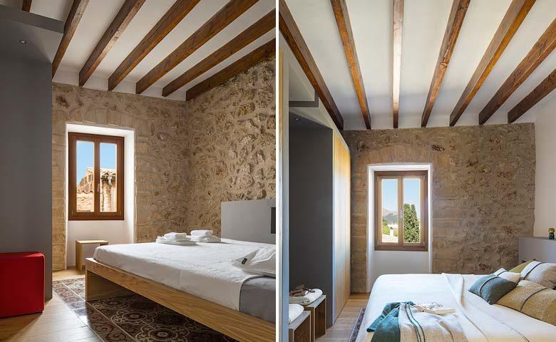 Pollença Town House — Bedrooms