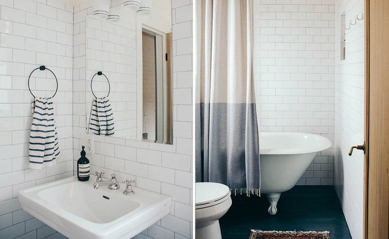 The Louie — Bathroom