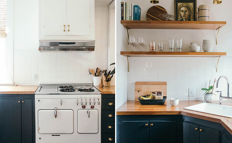 The Louie — Kitchen
