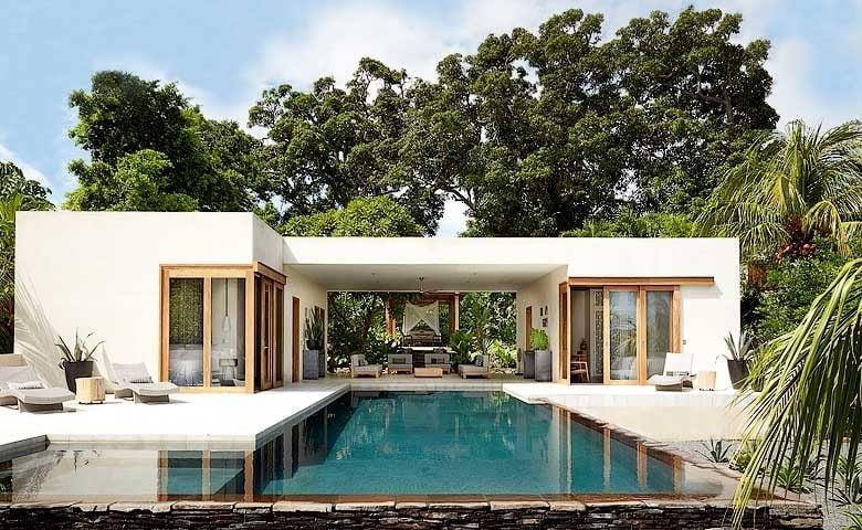Nicaragua Private Island — The villa