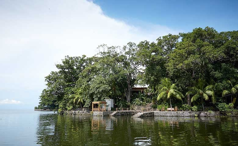 Nicaragua Private Island — The island