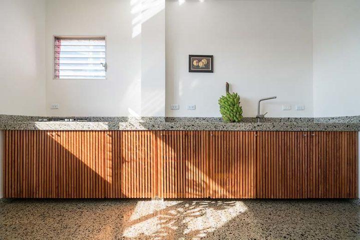 Paseo Penthouse — Kitchen