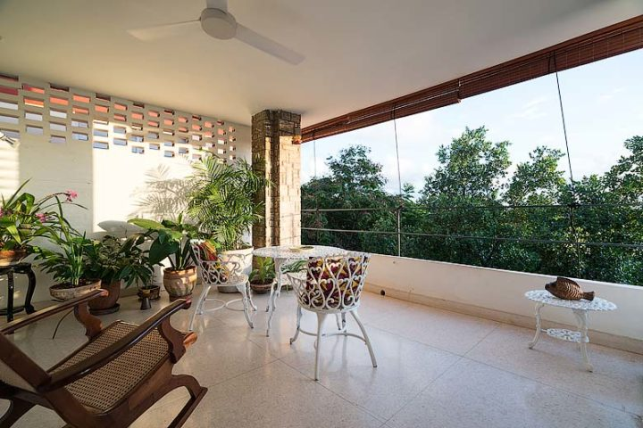 Paseo Penthouse — Terrace