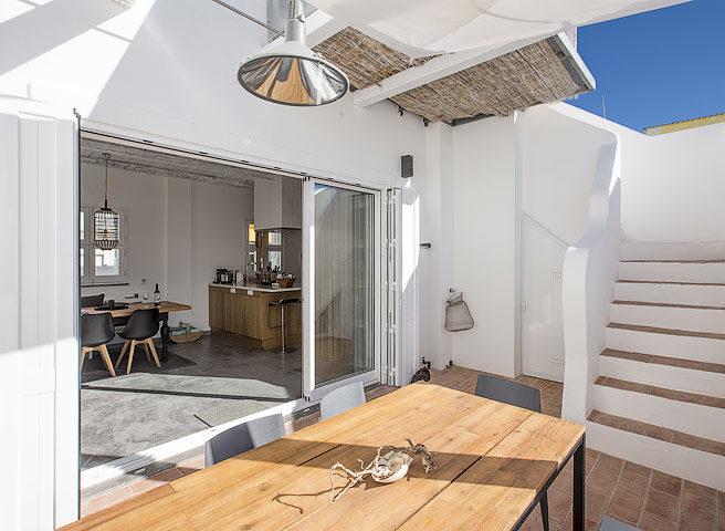 Casa Olhão — Terrace
