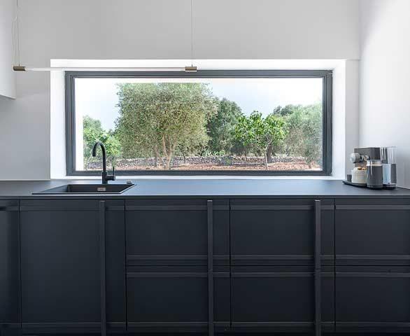 Villa Puglia — Kitchen