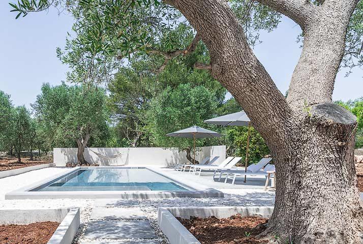 Villa Puglia — Pool