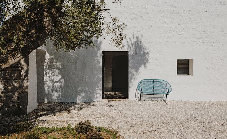 Masseria Dagilupi — Masseria Dagilupi exterior