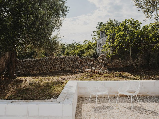 Masseria Dagilupi — Garden Suite Ulivo