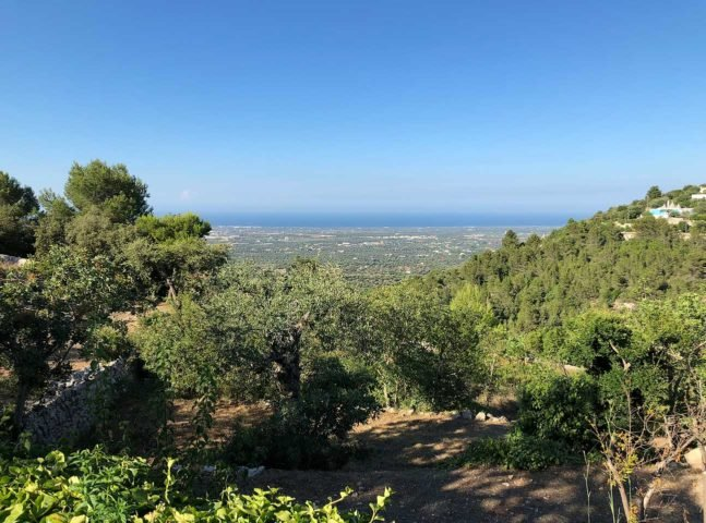 Trullo M — Sea view