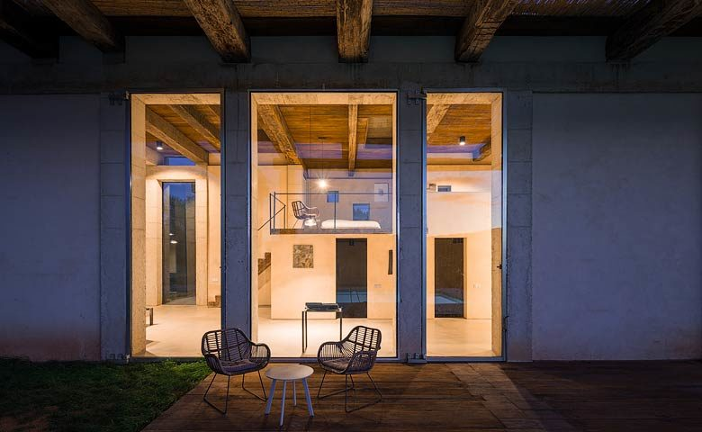 SpronkenHouse — SpronkenHouse - Villa 2 terrace