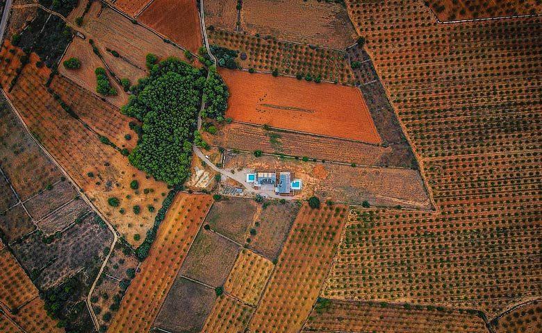 SpronkenHouse — Aerial view