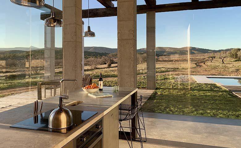 SpronkenHouse — SpronkenHouse - Villa 2 kitchen