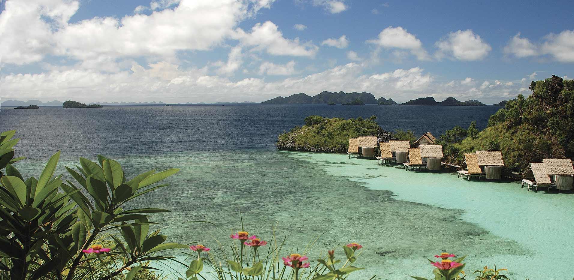 Misool Eco Resort in Raja Ampat, Indonesia | Private islands